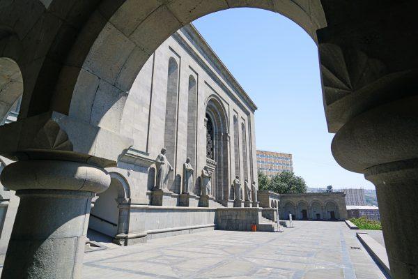 négocier avec des arméniens