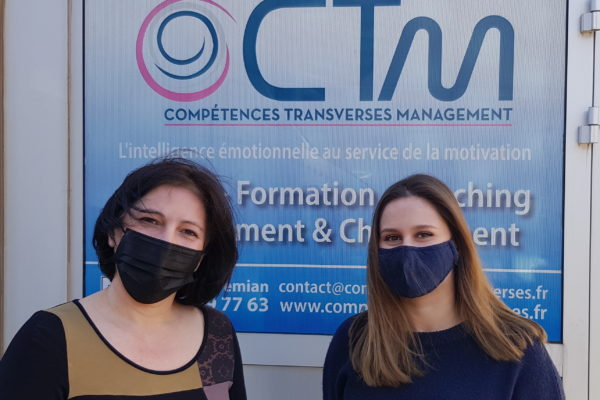 CTM - Marine Epremian et Lisa Nicoleau